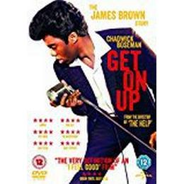 Get On Up [DVD] [2014]